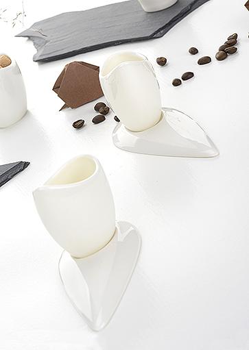 Porzellan Espressotasse